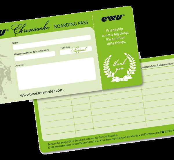 Ehrensache-pass
